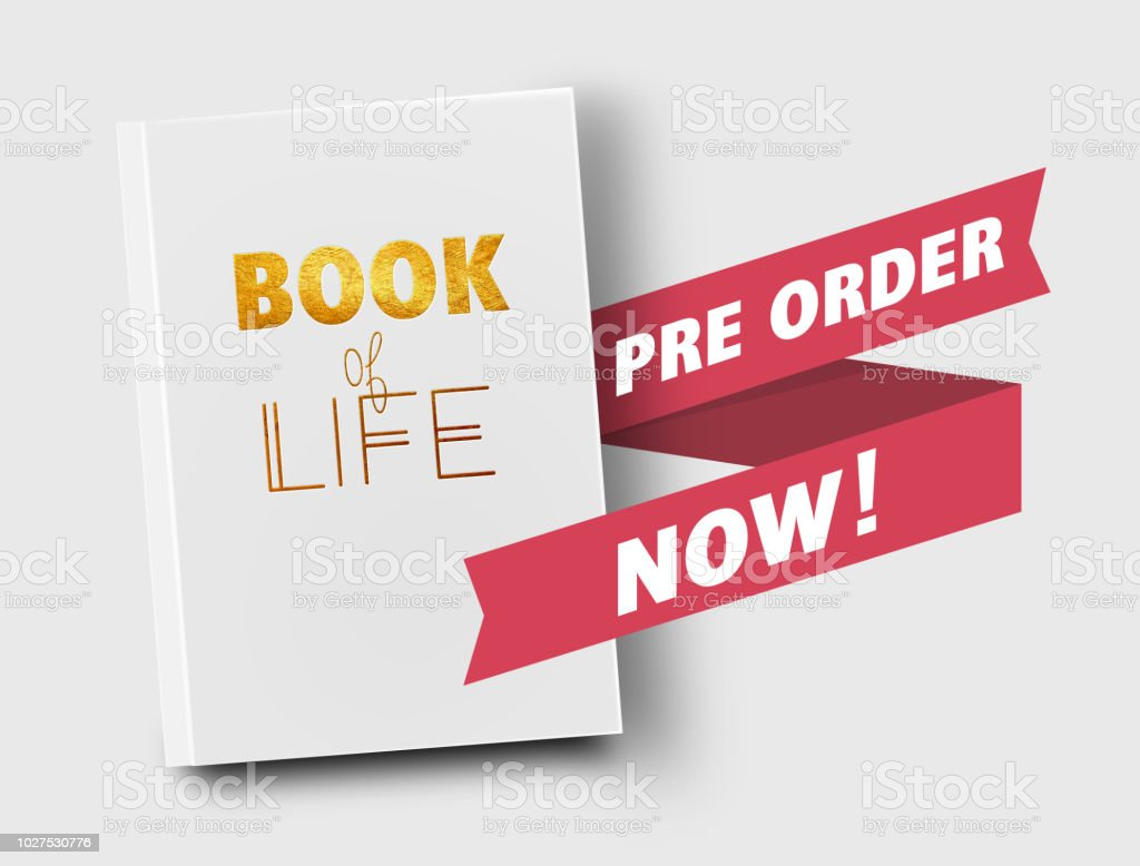 Pre Order Now stock photo