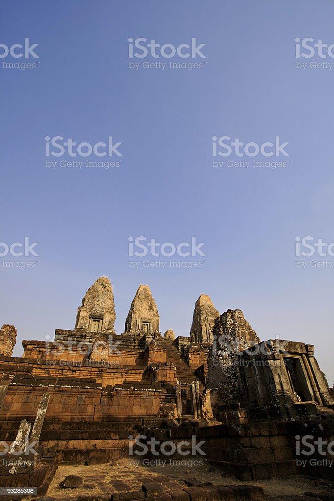 Pre Rup Temple stock photo