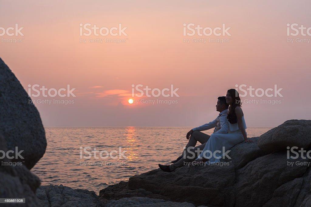 Pre Wedding Outdoor Romantic Stock Photo Download Image Now Istock