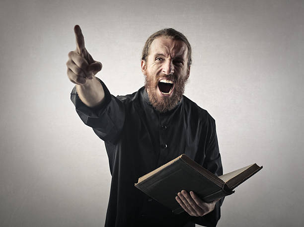 preaching - preacher stock photos and pictures