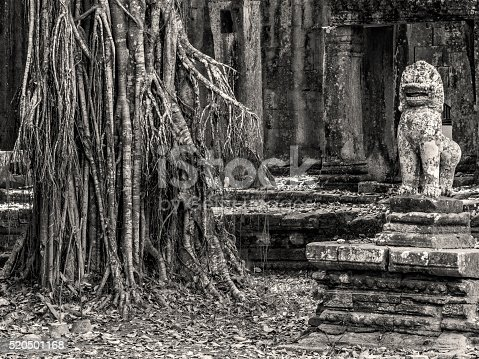 478956028istockphoto Preah Khan temple in Angkor Cambodia 520501168