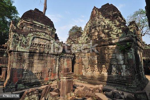 478956028 istock photo Preah Khan Temple ,siem reap ,Cambodia 479023126