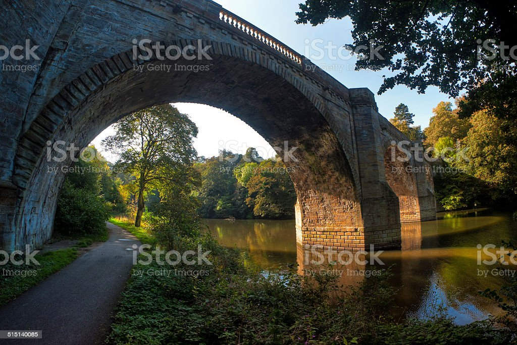 Prebends Bridge Durham City Durham Uk Stock Photo More Pictures Of
