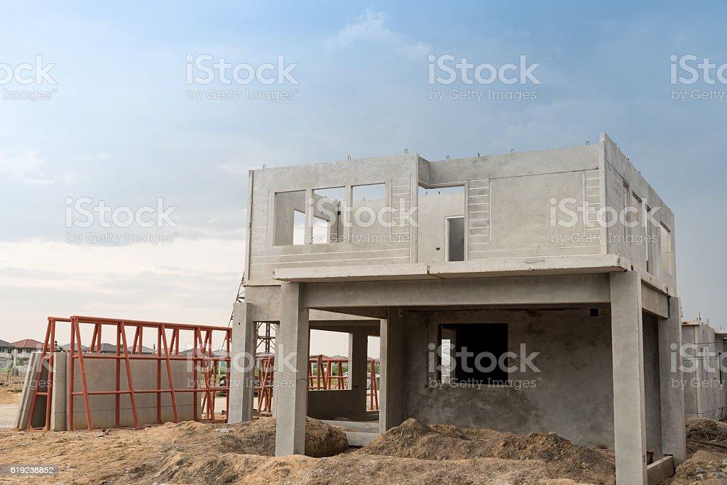 Precast Gebäude  – Foto