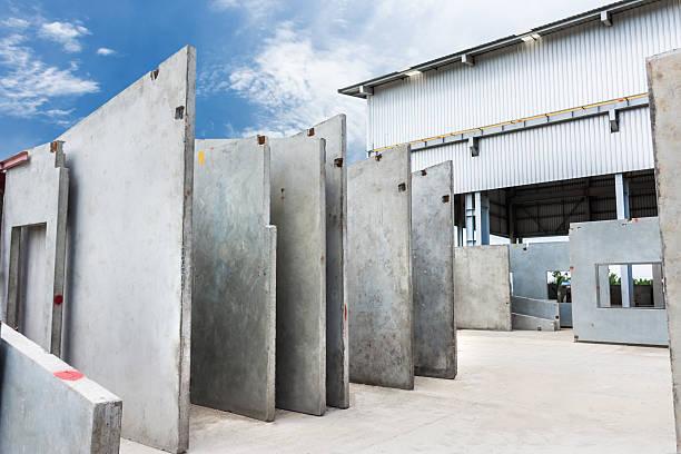 Precast concrete wall panel – Foto