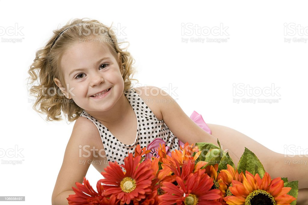 Precious Angel Series royalty-free stock photo