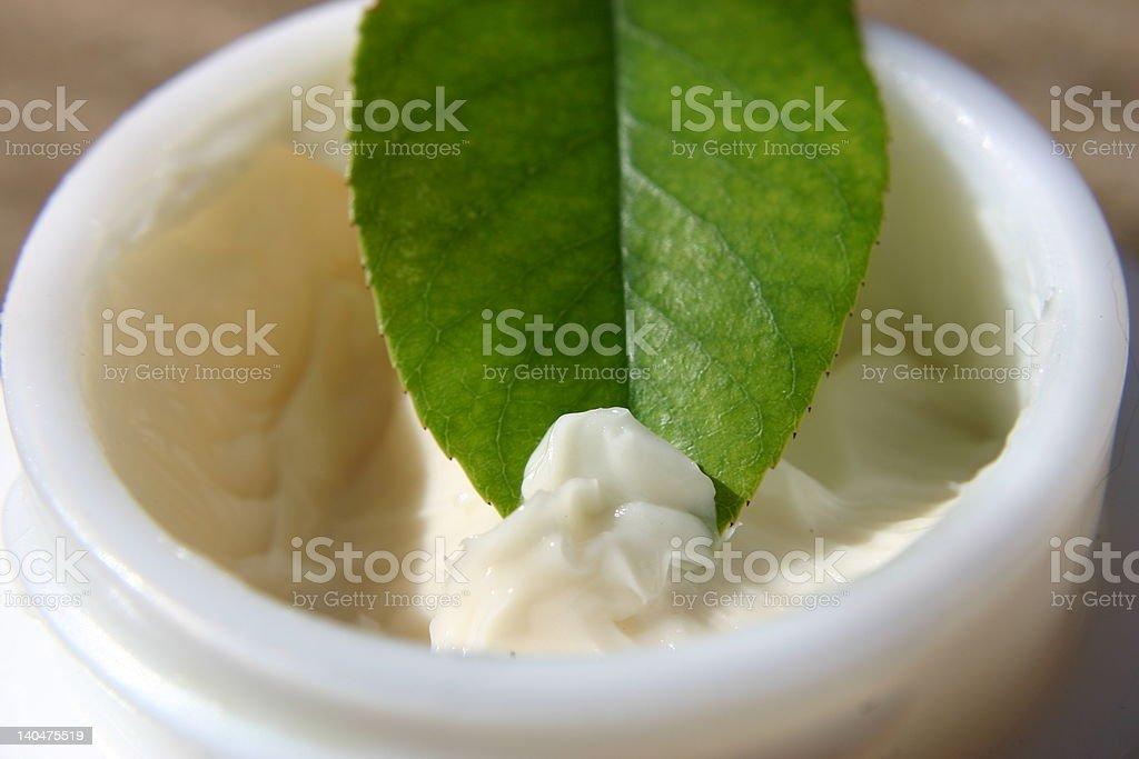 Precious Beauty Cosmetic royalty-free stock photo