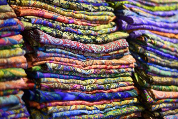 precious cotton in the Eastern Market