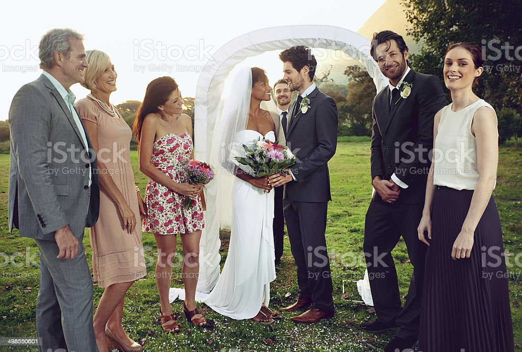 Precious moments were made for sharing stock photo