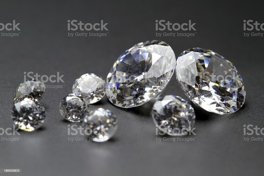 Precious Stones stock photo