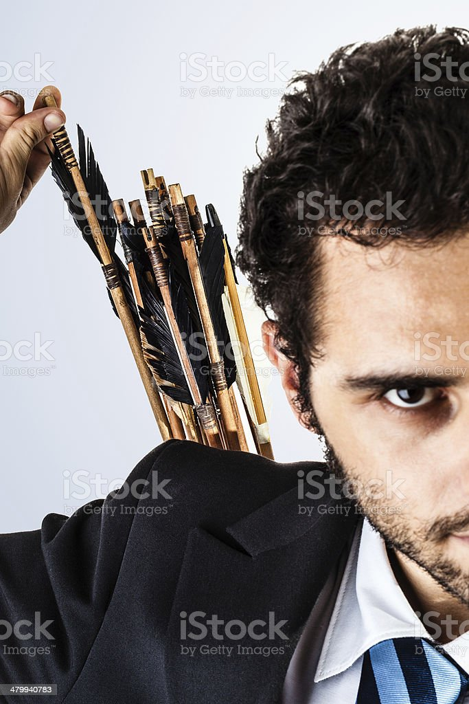 precise business stock photo