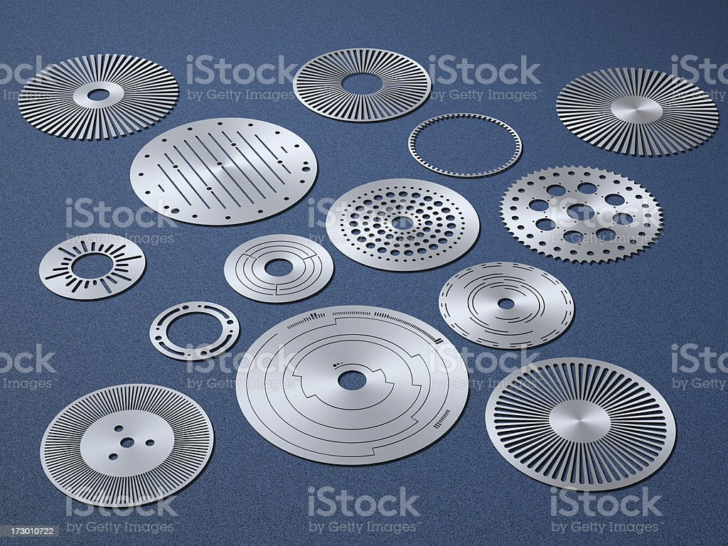 Precision Engineering XXL stock photo