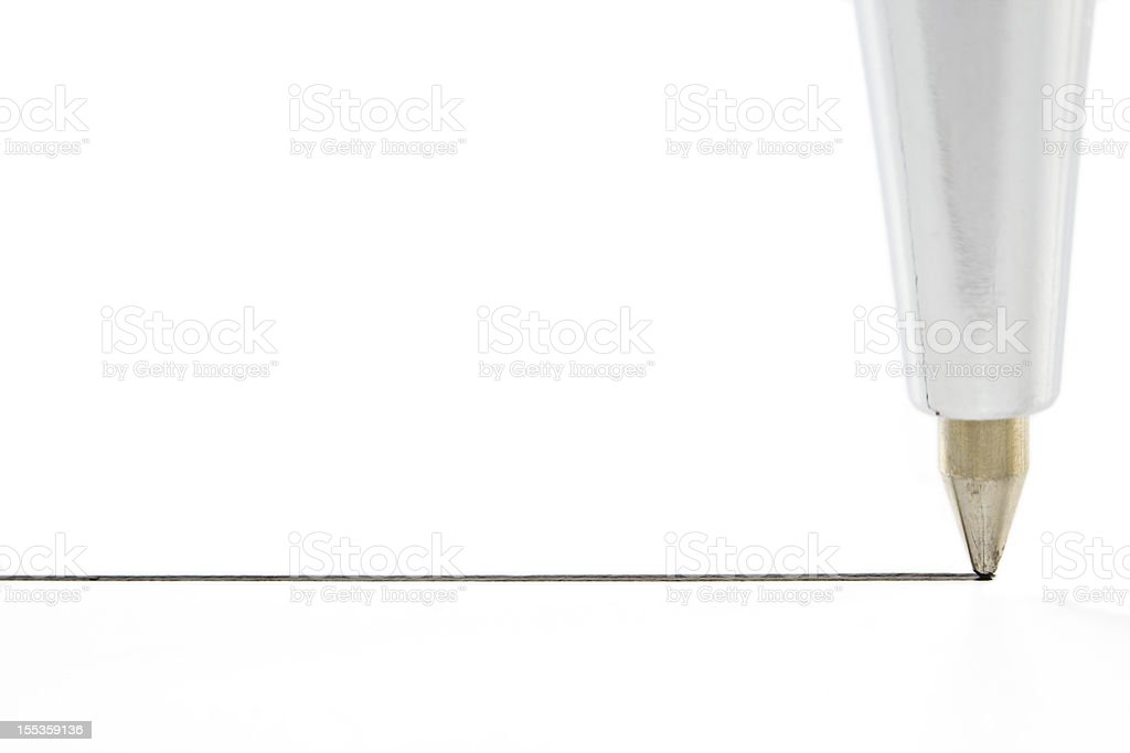precision stock photo
