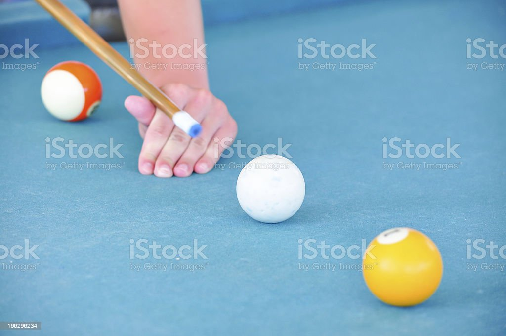 Precision Target royalty-free stock photo
