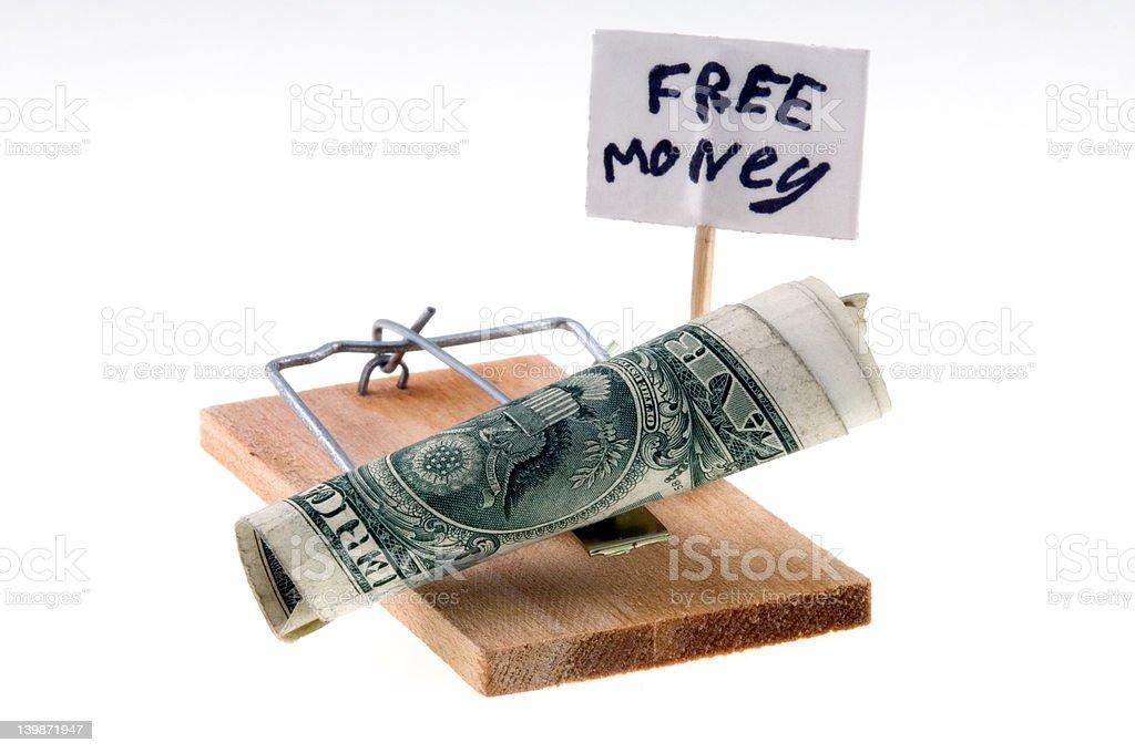 Predatory lending 1 royalty-free stock photo
