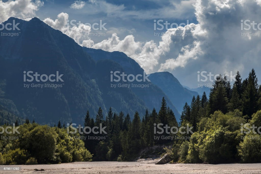 Predil - See royalty-free stock photo