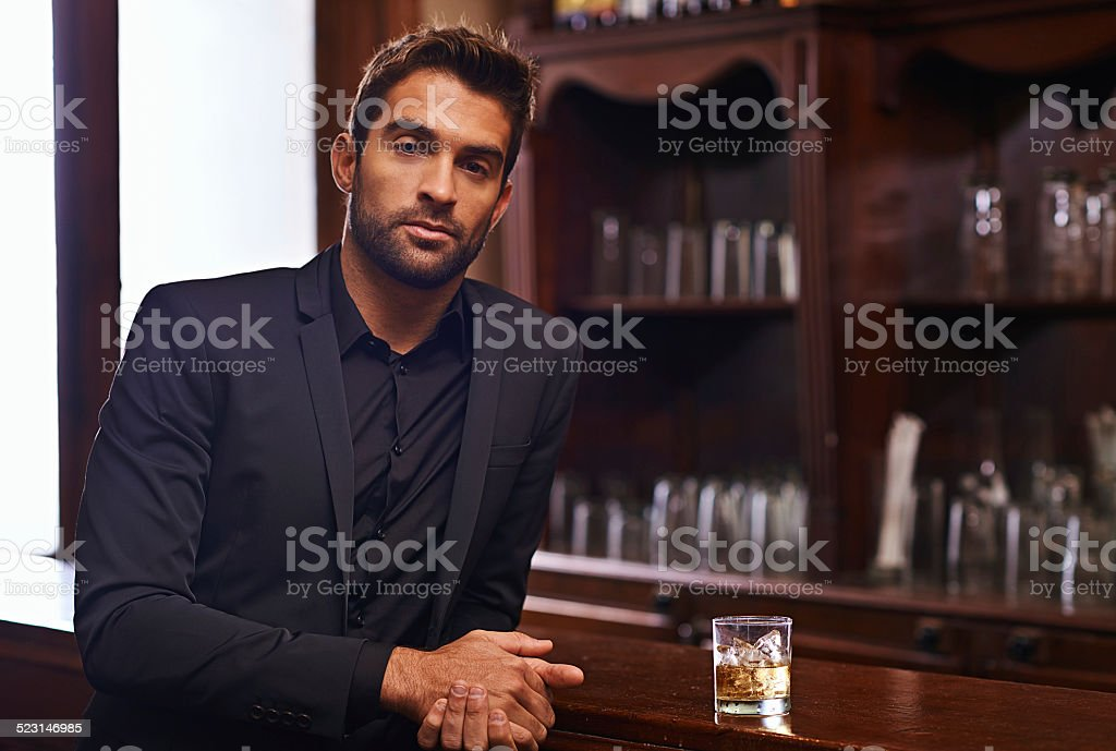 I prefer whiskey stock photo