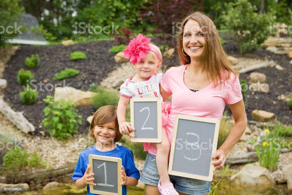 Annonce de grossesse - Photo
