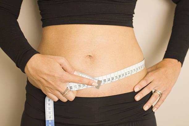 Pregnancy Measure stock photo