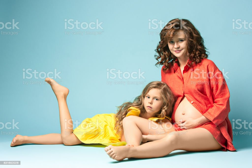 Laying down free daughter teen pic