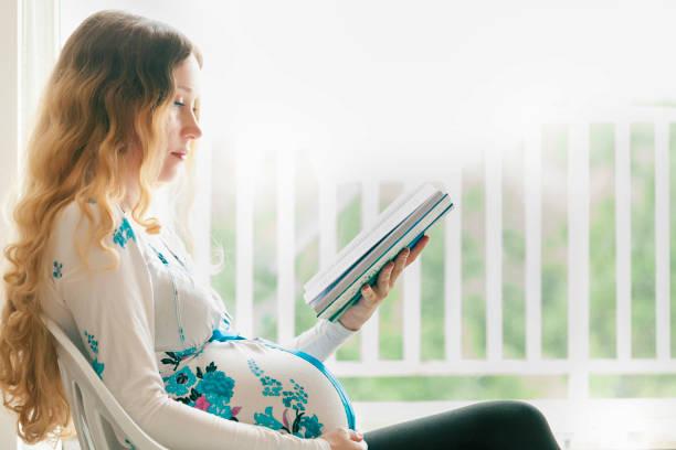 Schwangere Frau – Foto