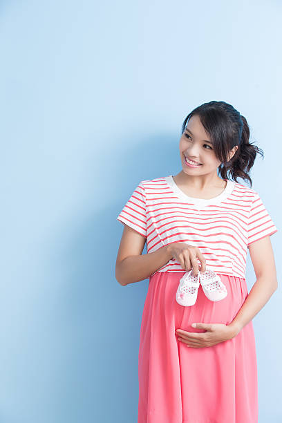 Pregnant asian girls