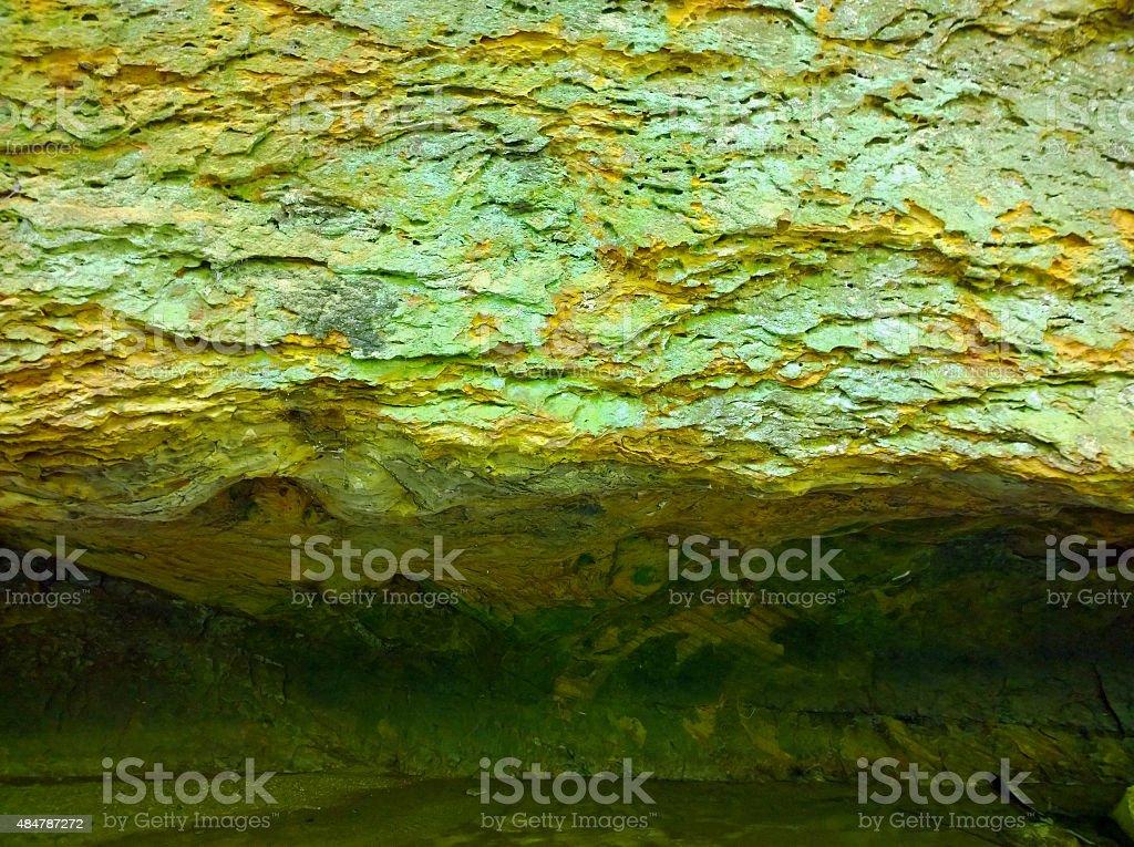 Prehistoric Sediment stock photo