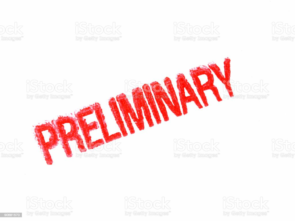 Preliminary Title Report For Commercial Property