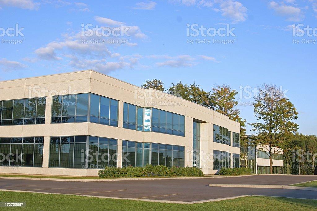 Premium Entreprise Building stock photo