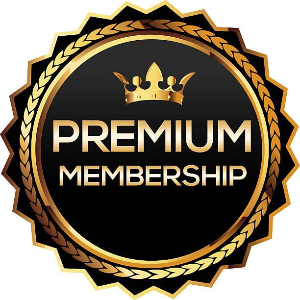 premium-gold badge - sprüche ehrlichkeit stock-fotos und bilder