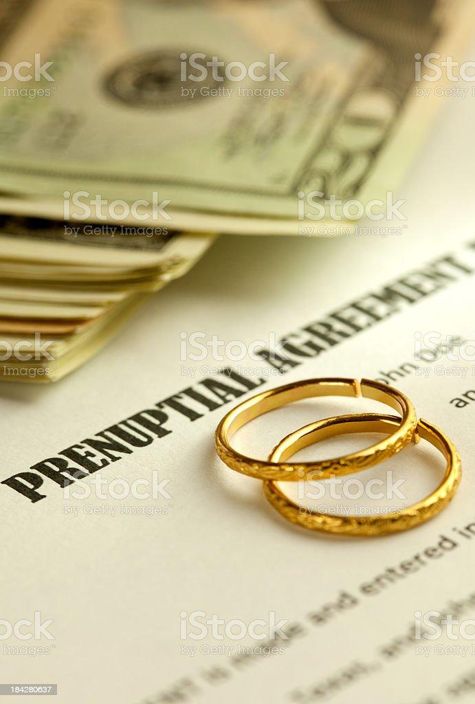 Prenuptial royalty-free stock photo
