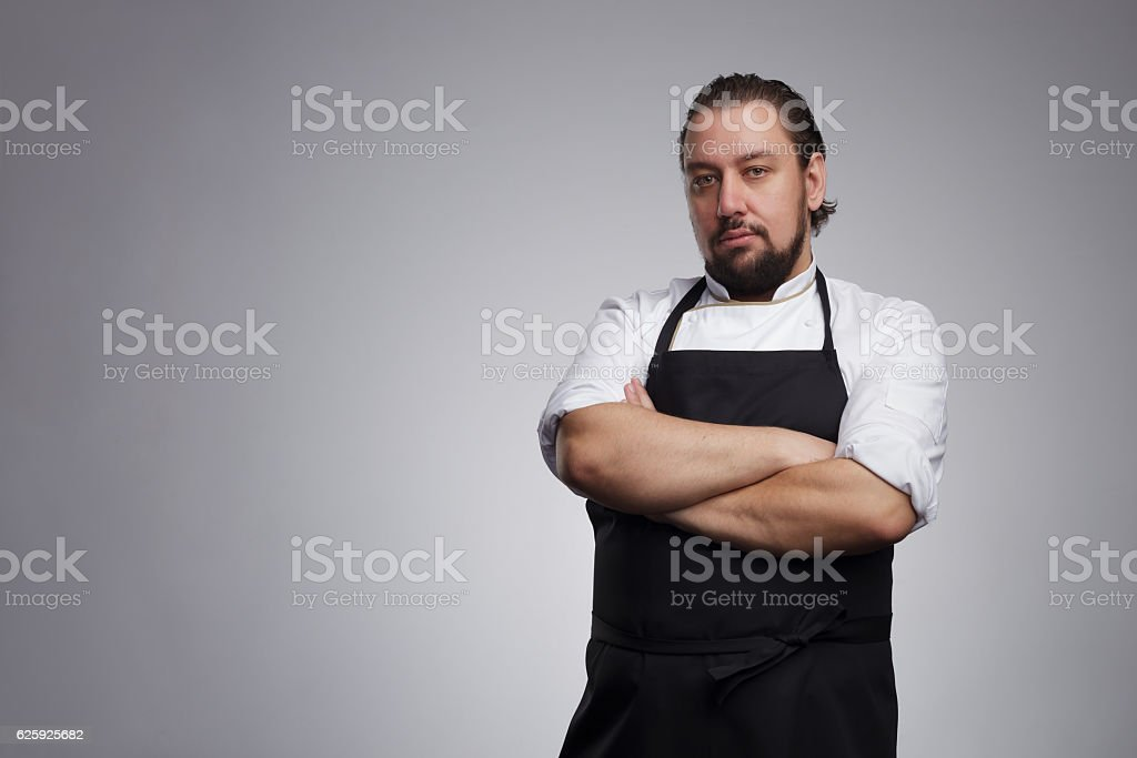 Preparation for cooking complex dishes. stock photo