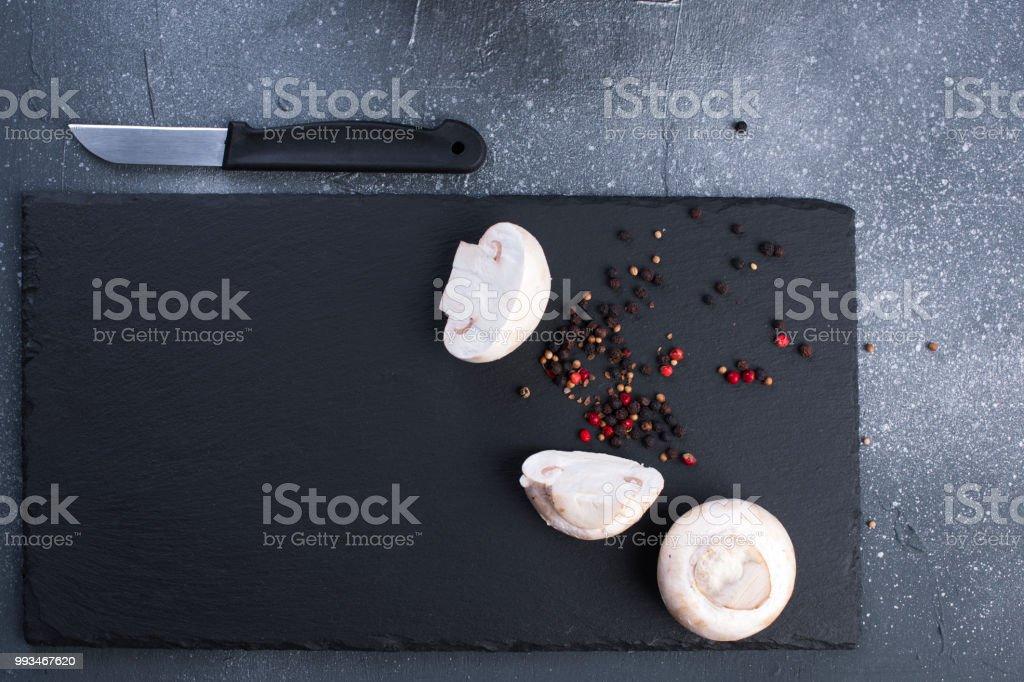 gewürze für pilze