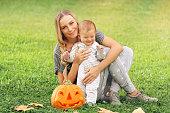 istock Preparation to Halloween holiday 1051766956