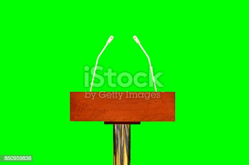 istock Prepared for the conference 850959836