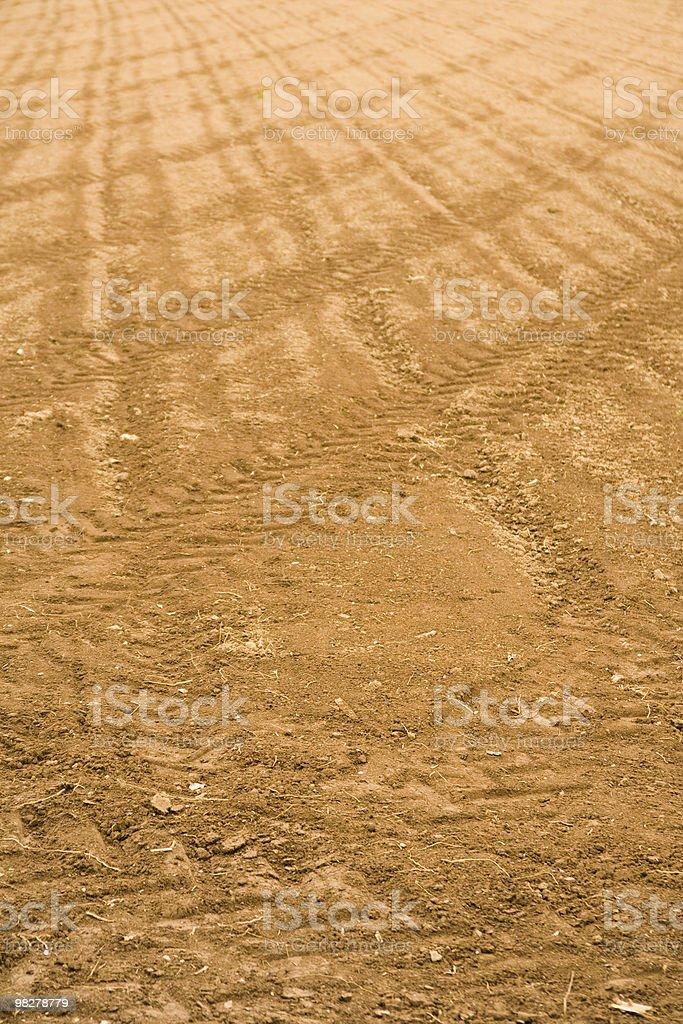 가축용 토양 royalty-free 스톡 사진