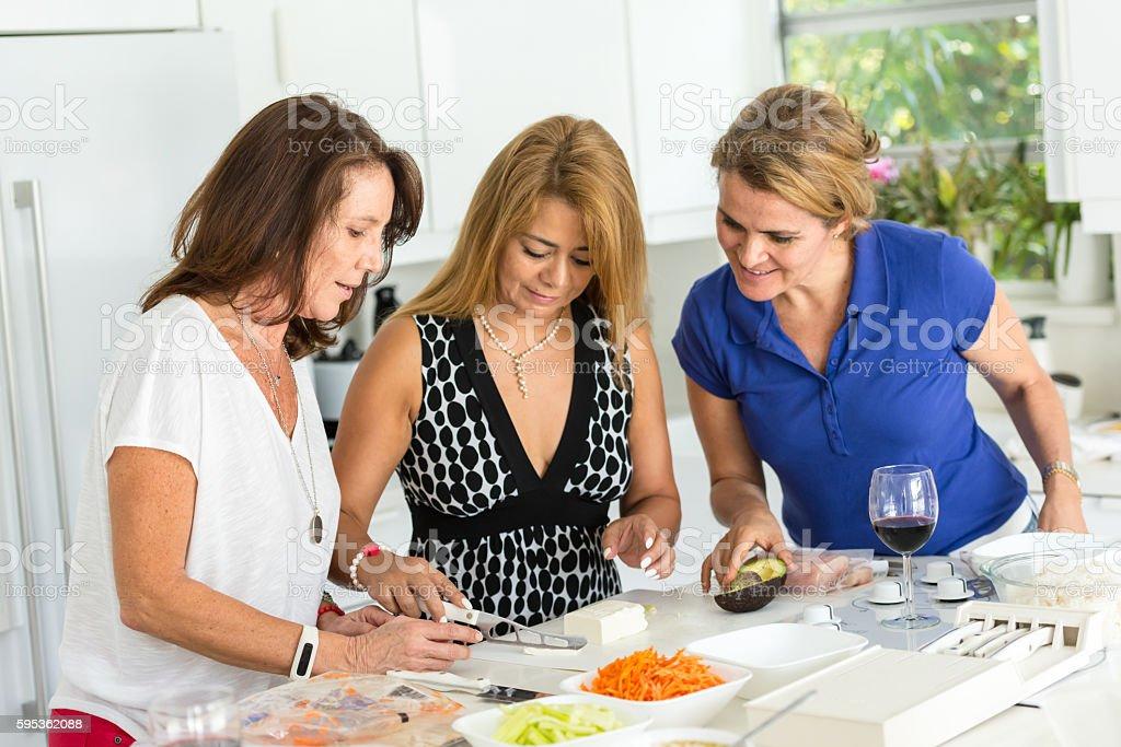 Préparer à manger - Photo