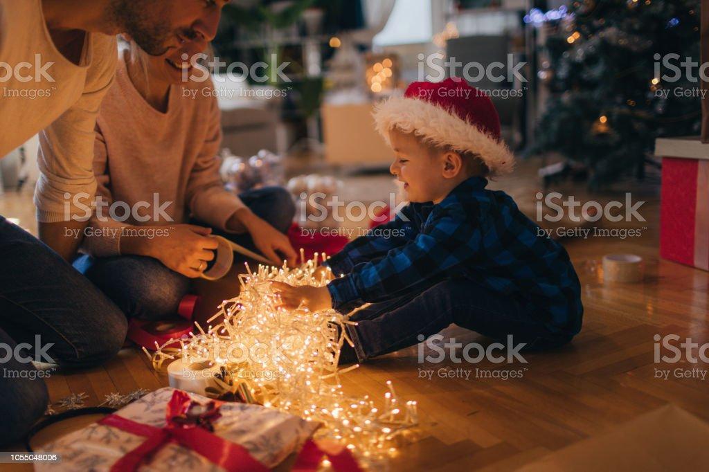 Vorbereitung auf Weihnachten – Foto