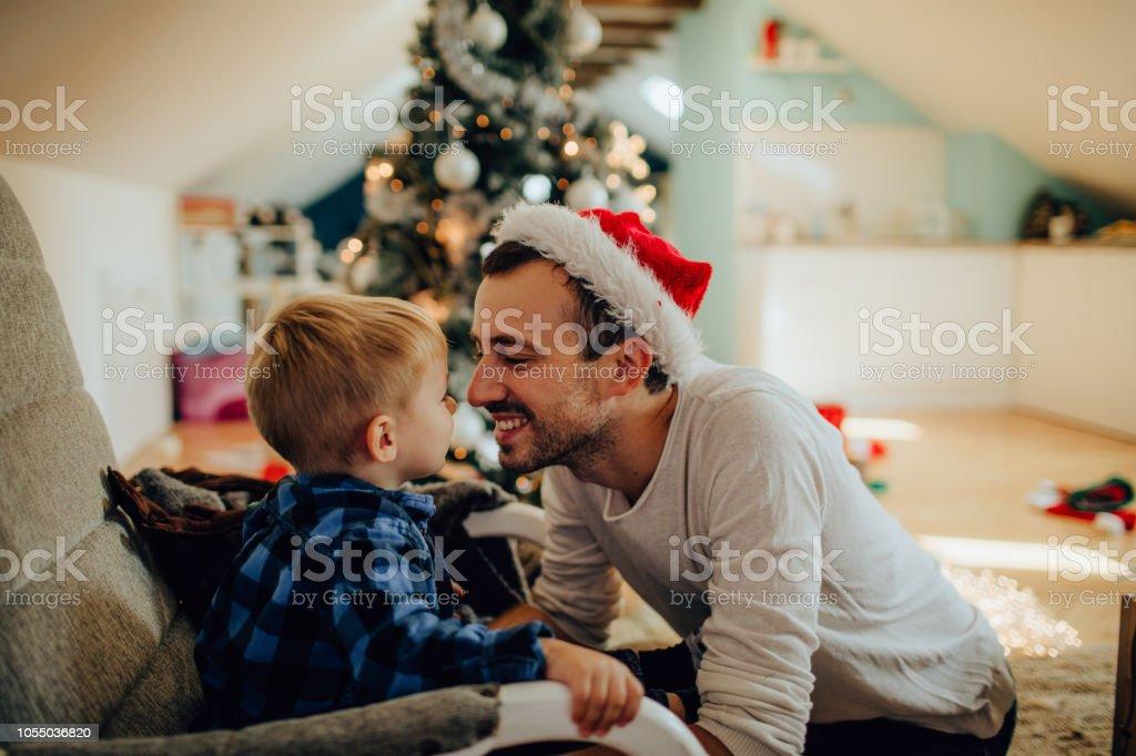 Vorbereitung für die Weihnachtszeit – Foto