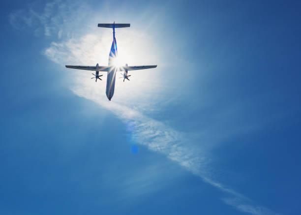 Préparation à l'atterrissage - Photo