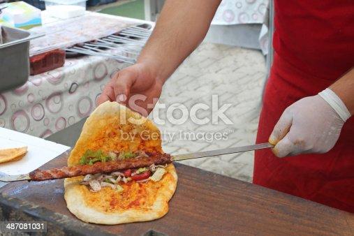 Preparing meat food