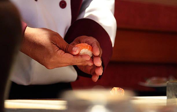 準備の寿司 - 寿司 ストックフォトと画像