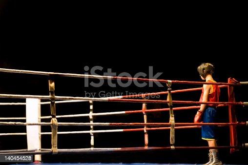 istock Preparing to boxing fight 140454528