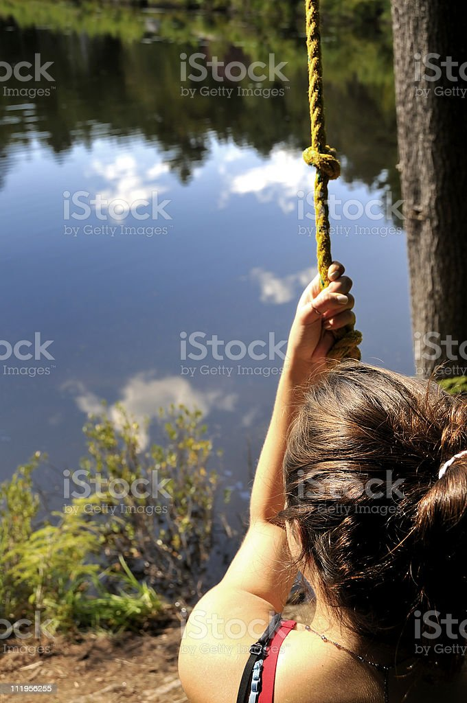 Preparing to Launch royalty-free stock photo