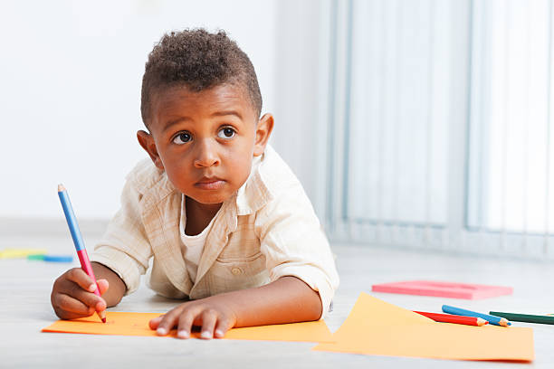 Preschool african child – Foto