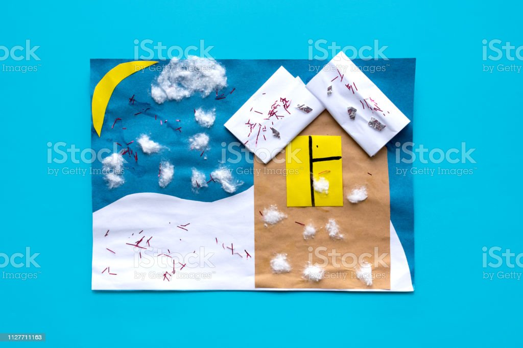 Preschool Arts Crafts Activities Easy Crafts Ideas Creative Paper Projects For Kids Fun Educational Activities For Children Stock Photo Download Image Now Istock
