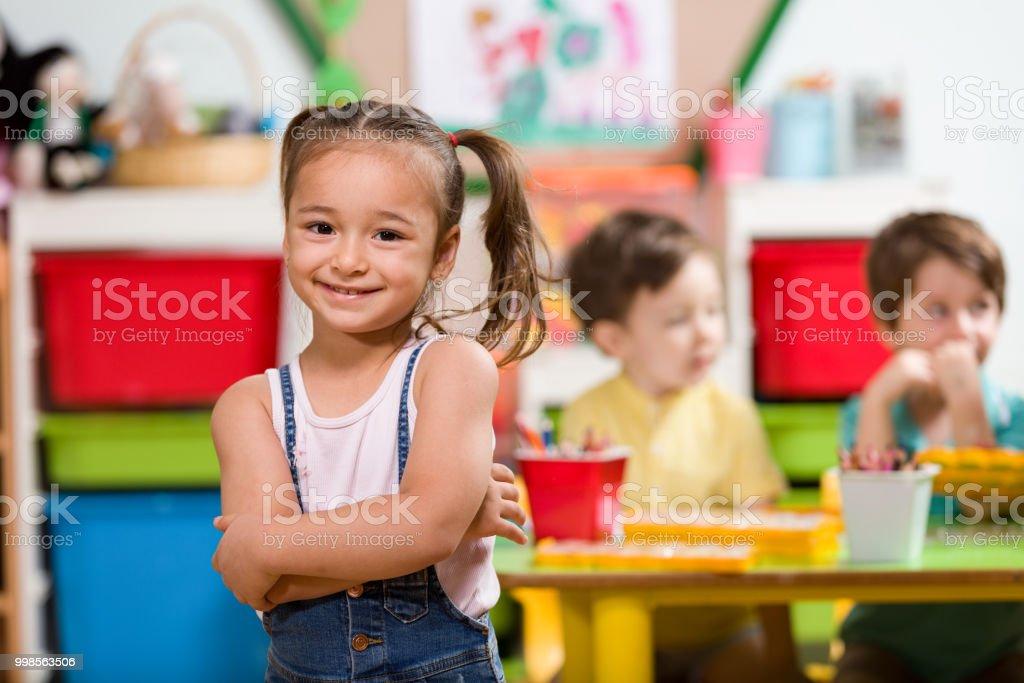 Preschool Education royalty-free stock photo