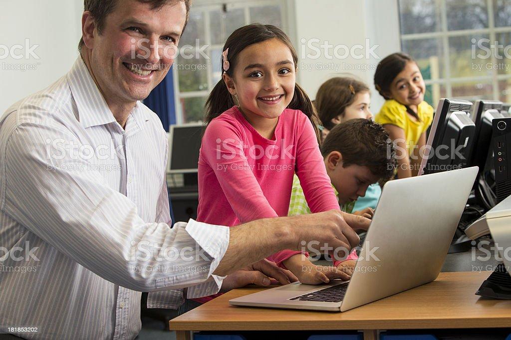 Preschool Happy Learners royalty-free stock photo