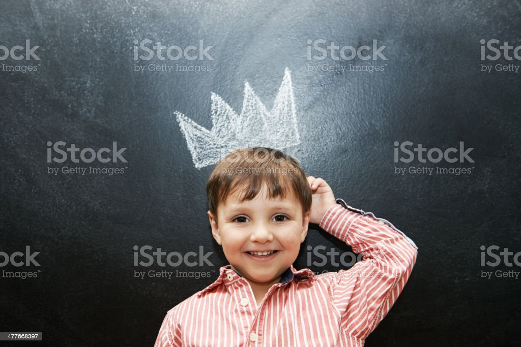 Preschool royalty stock photo