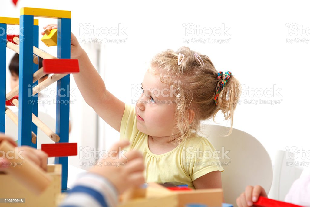 Preschoolers - foto de stock